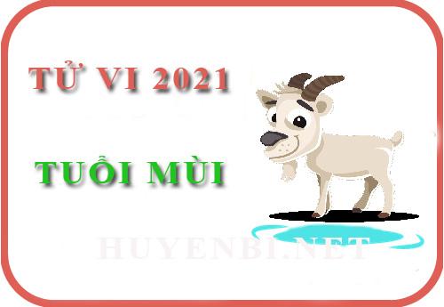 Luận giải Tử vi tuổi Mùi năm 2021 Tân Sửu cho nam, nữ mệnh: Tân Mùi, Quý Mùi, Ất Mùi, Đinh Mùi, Kỷ Mùi